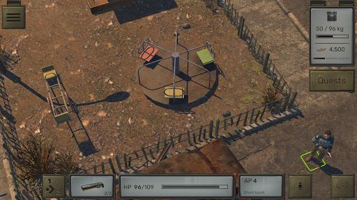 ATOM RPG apktram screenshots 8