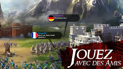 March of Empires: War of Lords APK MOD – Pièces de Monnaie Illimitées (Astuce) screenshots hack proof 2
