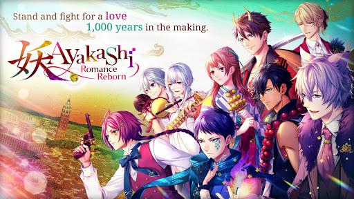 Télécharger Ayakashi: Romance Reborn - Supernatural Otome Game APK MOD (Astuce) screenshots 1
