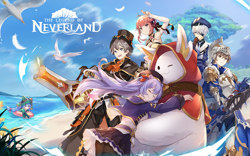 The Legend of Neverland  screenshots 1
