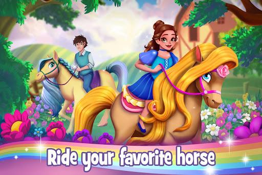 Tooth Fairy Horse - Caring Pony Beauty Adventure 2.3.21 screenshots 3