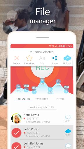 Call Recorder - CallsBox  Screenshots 5