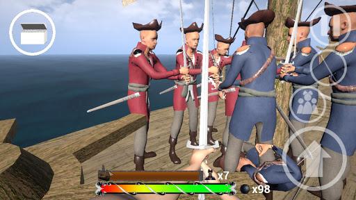 Pirates of Zeonium - 3D nonstop action RPG screenshots 3