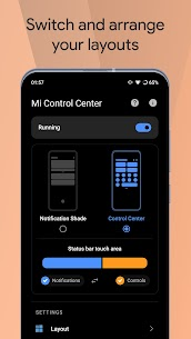 Mi Control Center Pro Mod Apk Notifications and Quick Actions 8
