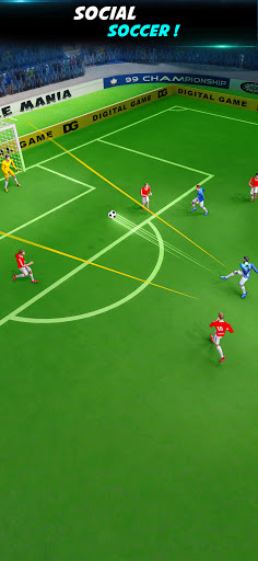 Football Kicks Strike Score: Soccer Games Hero  screenshots 13