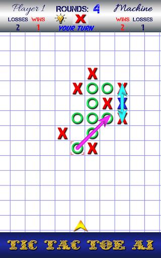Tic Tac Toe AI - 5 in a row apktram screenshots 16