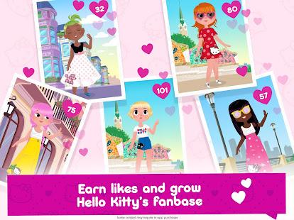 Hello Kitty Fashion Star 2.4 Screenshots 19