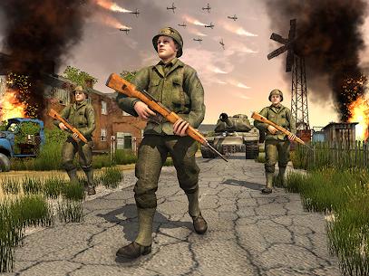 Frontline World War 2 Survival Mod Apk (God Mode) 8