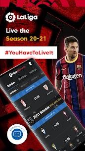 La Liga Official App – Live Soccer Scores & Stats 1