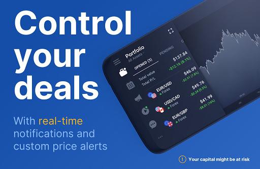 IQ Option u2013 Online Investing Platform apktram screenshots 1