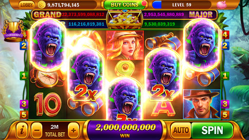 Golden Casino: Free Slot Machines & Casino Games 1.0.409 screenshots 2