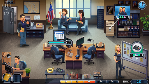 Criminal Minds: The Mobile Game  screenshots 7