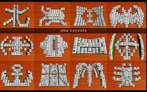Mahjong Solitaire Saga Free 1.5.2 screenshots 7