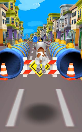 Dog Run - Pet Dog Simulator screenshots 1