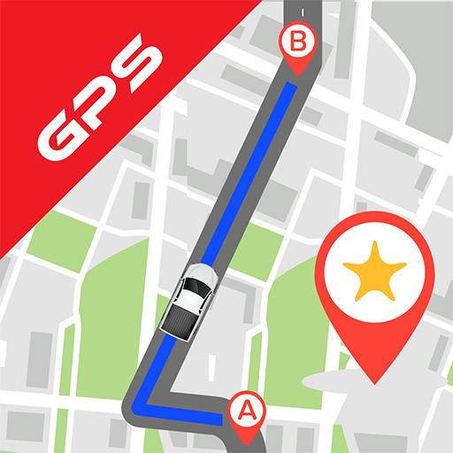 جني GPS & مخطط الطريق التنقل ومخطط الرحلة - التطبيقات على Google Play