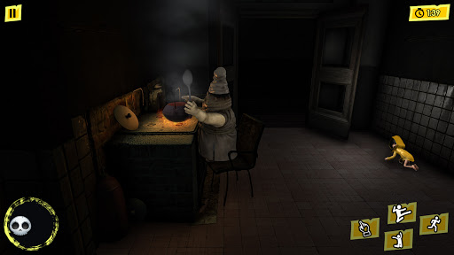 Little scary Nightmares 2 : Creepy Horror Game  screenshots 7