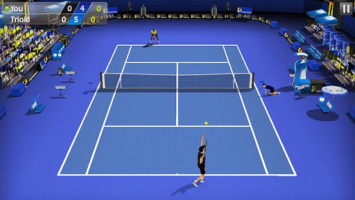 3D Tennis screenshots 1