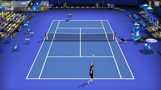 Fiske Tenisi 3D – Tennis Apk İndir 1