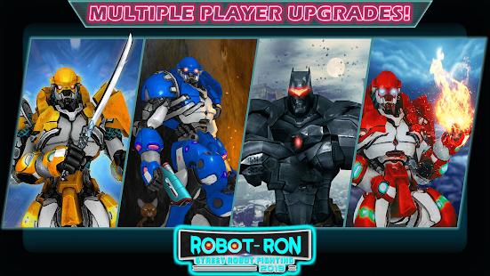 Grand Robot Ring Battle: Robot Fighting Games 5.0.2 Screenshots 3