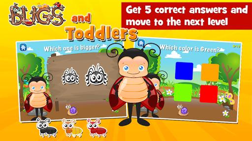 Toddler Games Age 2: Bugs screenshots 3