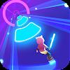 Cyber Surfer: Free Music Game - the Rhythm Knight