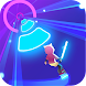 Cyber Surfer: Free Music Game - the Rhythm Knight - Androidアプリ