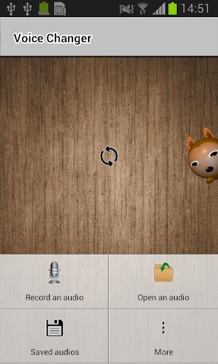 Voice Changer 1.1.39 Screenshots 1