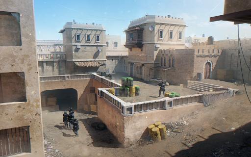 TactiStrike: Modern PvP Action Shooter 2021 0.4 screenshots 1