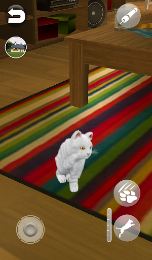 Talking Cute Cat screenshots 12
