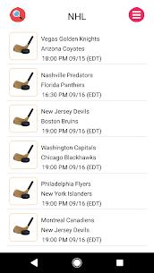 Pro Live Streaming NFL NBA NCAAF NAAF NHL And More v9 [Mod Ad-Free] 4