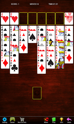 Solitaire Card Games HD screenshots 3