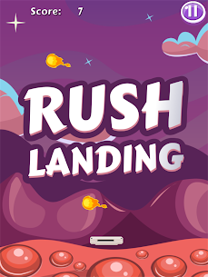 Rush Landing – Rocket Fever Hack for iOS and Android 1