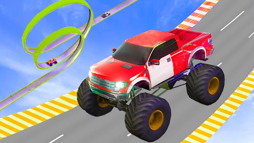 Monster Truck Racing New Game 2020 Racing Car Game android2mod screenshots 3