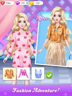 Project Makeup: Makeover Story Games for Girls
