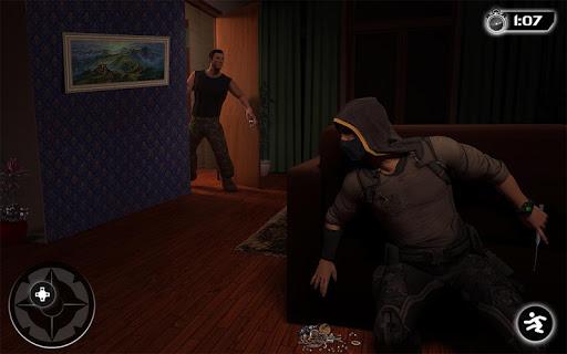 Jewel Thief Grand Crime City Bank Robbery Games  screenshots 11