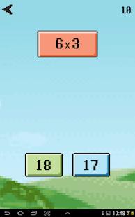 Mental math games - Brain training