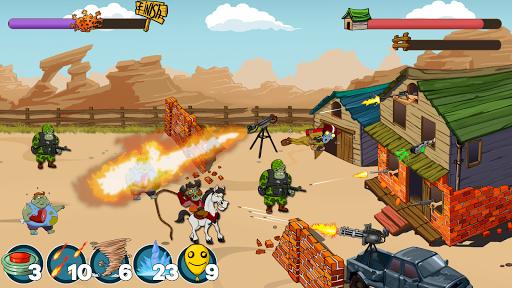 Zombies Ranch. Zombie shooting games 3.0.4 screenshots 9