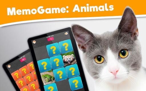 Memory Game: Animals  screenshots 7