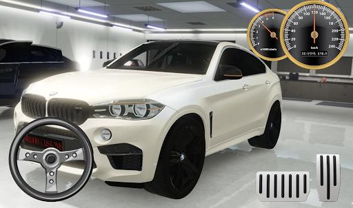 Drive BMW X6 M SUV - City & Parking android2mod screenshots 2