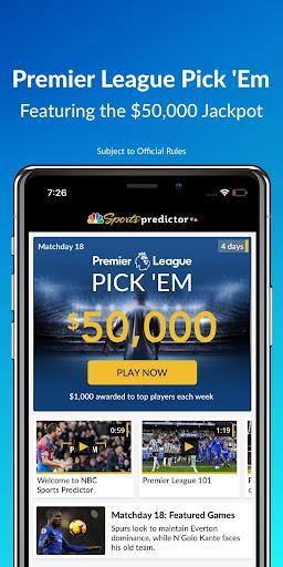 Code Triche NBC Sports Predictor APK MOD Astuce screenshots | riitzerland.blogspot.com 6