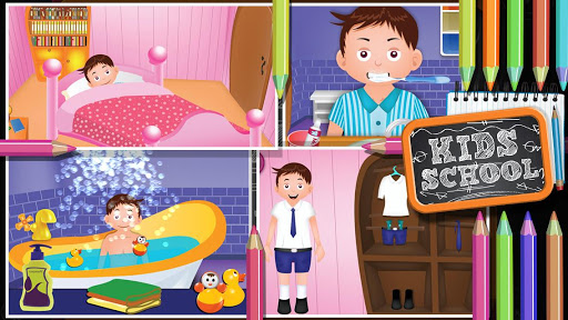 Kids School - Games for Kids 96.9.4 screenshots 1