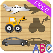 Cars and Vehicles Puzzles for Toddlers