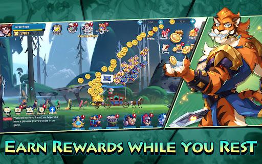 Hero Squad - Idle Adventure  screenshots 12
