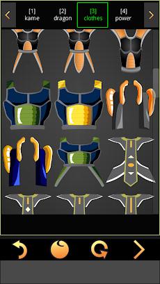 SelfComic - Dragon Warrior Z Cosplay Photo Editorのおすすめ画像5