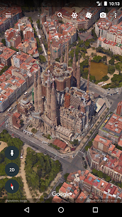 Google Earth Original 9.3.25.5 Apk Download 3