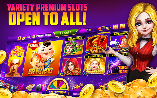 Real Casino - Free Vegas Casino Slot Machines modavailable screenshots 7