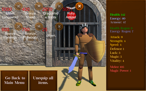 Outlast: Journey of a Gladiator Hero  Screenshots 15