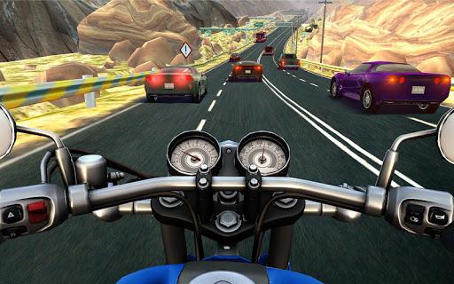 Bike Rider Mobile: Racing Duels & Highway Traffic apktram screenshots 6