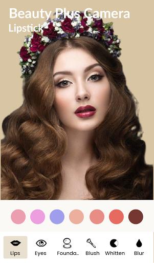 Beauty Plus Camera - Selfie Makeup 1.5 Screenshots 3