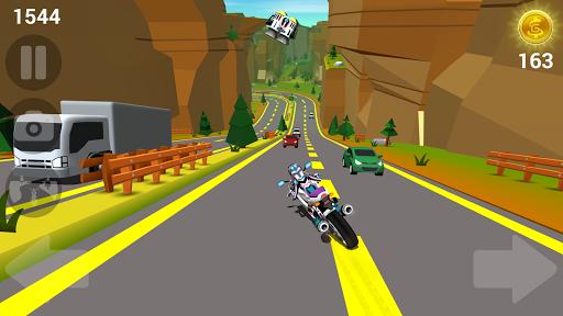 Faily Rider apktram screenshots 3